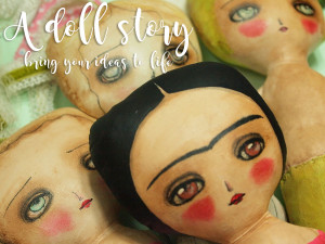 Embark on a doll making adventure with Danita Art and bring your artistic ideas to life as we create a one ofa kind art doll