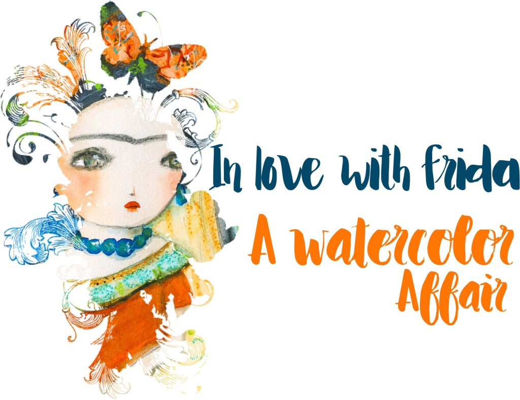 Danita Art Online Watercolor Workshop Class Frida Painting How To Tutorial