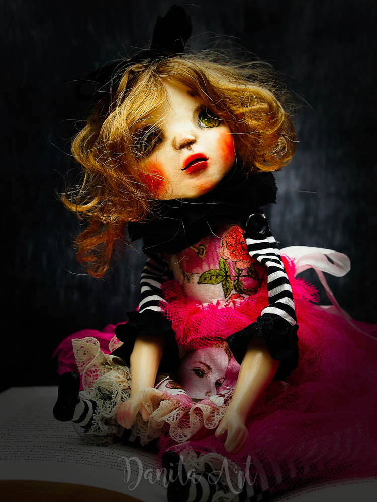 New art dolls come to lfe
