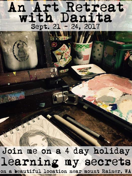Art retreat, September 2017